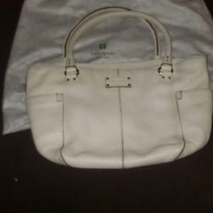 Kate spade shoulder leather bag